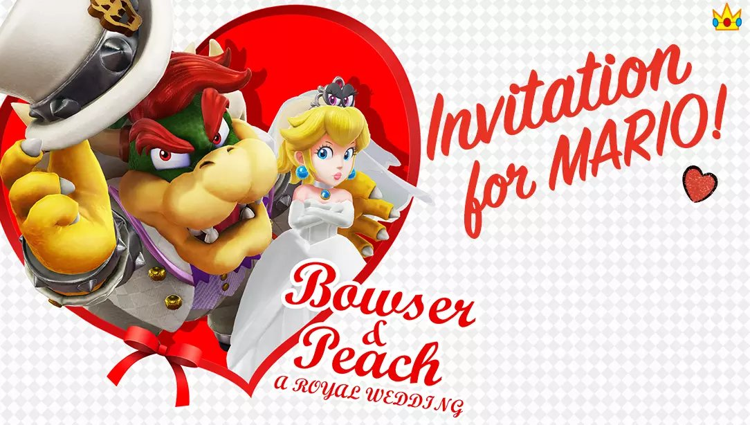 Super Mario Odyssey Site Shows Peach With A Crown That Looks A Lot