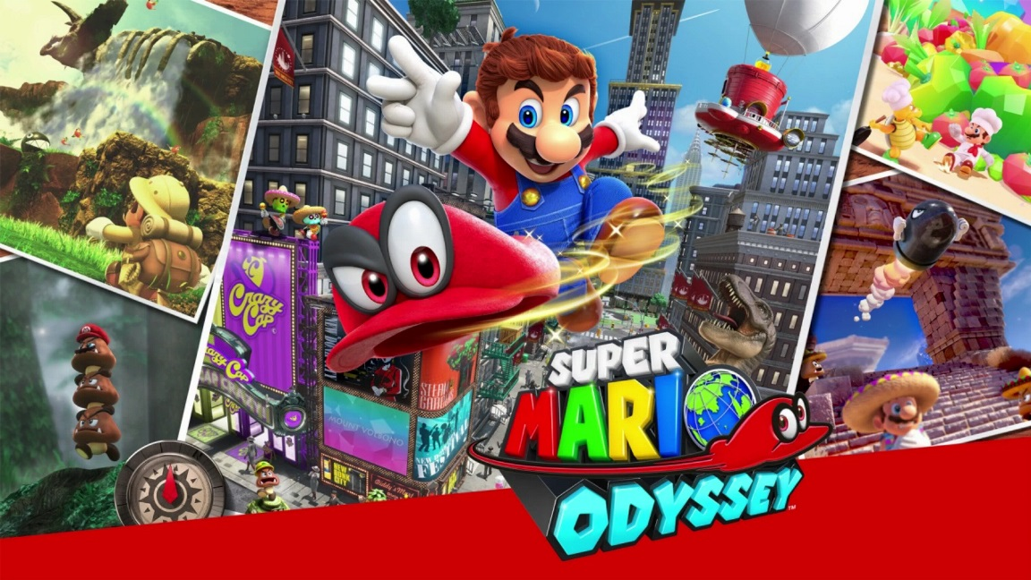 Super Mario Odyssey Switch My Way Commercial Nintendo