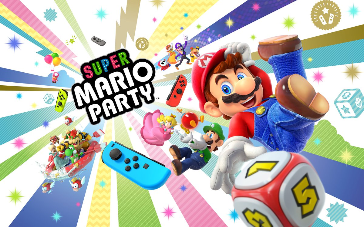 Super Mario Party - Trailer