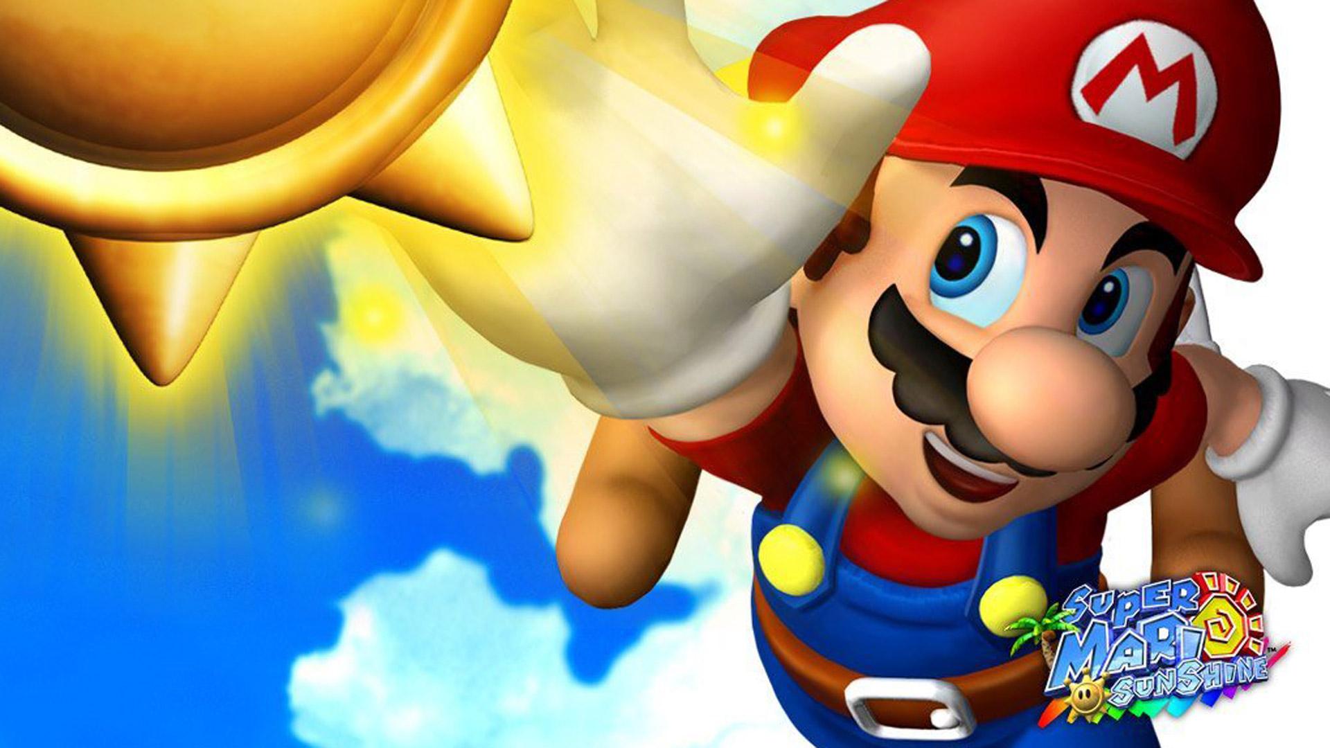 Super Mario Sunshine Archives Nintendo Everything