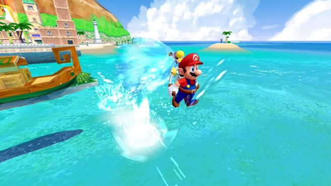 uper Mario 3D All-Stars