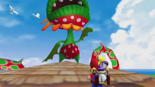 Super Mario 3D All-Stars - Super Mario Sunshine