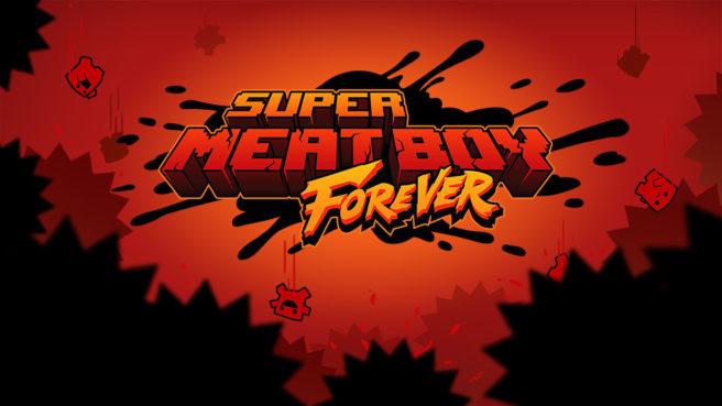 Super Meat Boy Forever