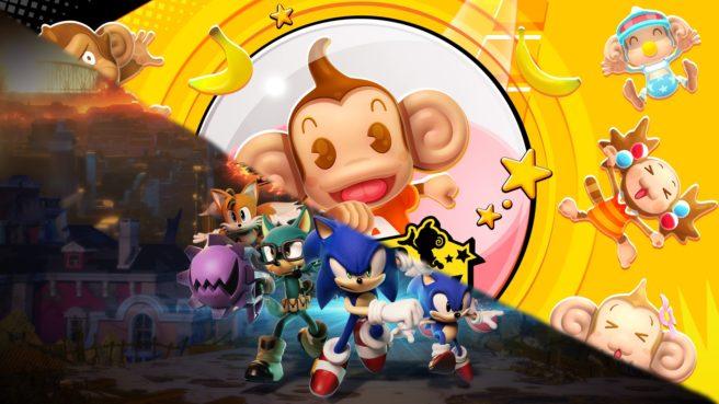 Sonic Forces + Super Monkey Ball: Banana Blitz HD Double Pack