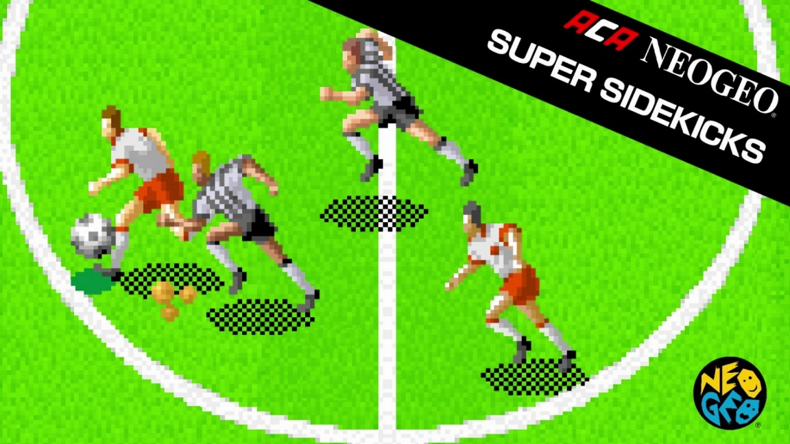 A Lot Of NeoGeo Fighters As Late But Next Week Hamster Is Mixing Things Up Listing On The European EShop Confirms That Super Sidekicks Will Be