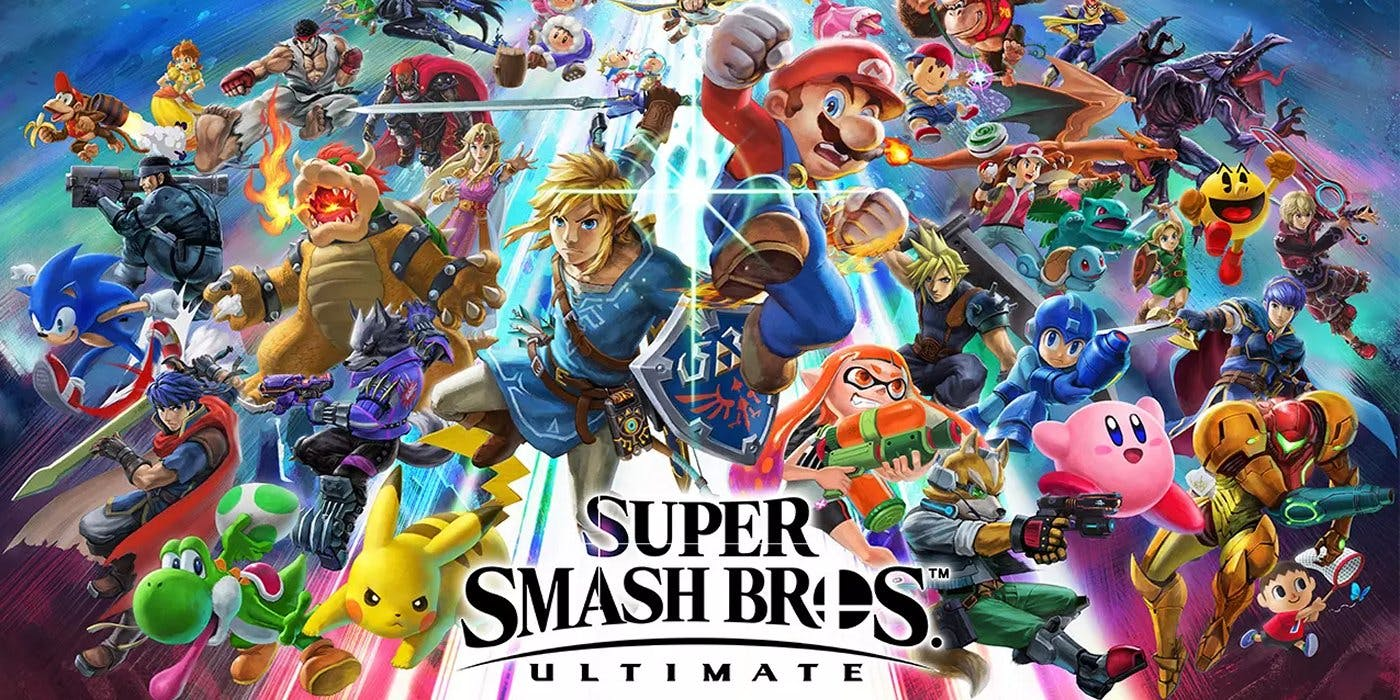 Super Smash Bros. Ultimate estimated to have debuted with 1.3 million copies sold in Japan