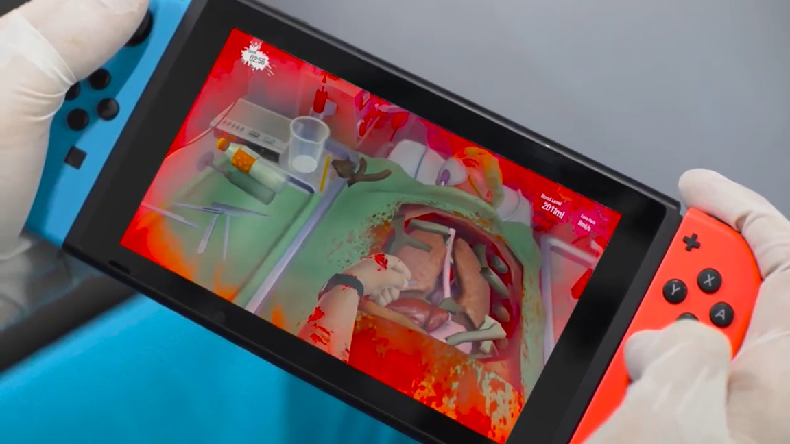 Gamestop Ireland Lists Physical Version Of Surgeon Simulator Cpr Nintendo Everything