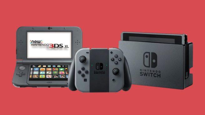 Nintendo Switch - Nintendo 3DS