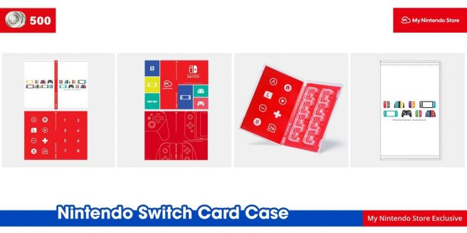 switch card case