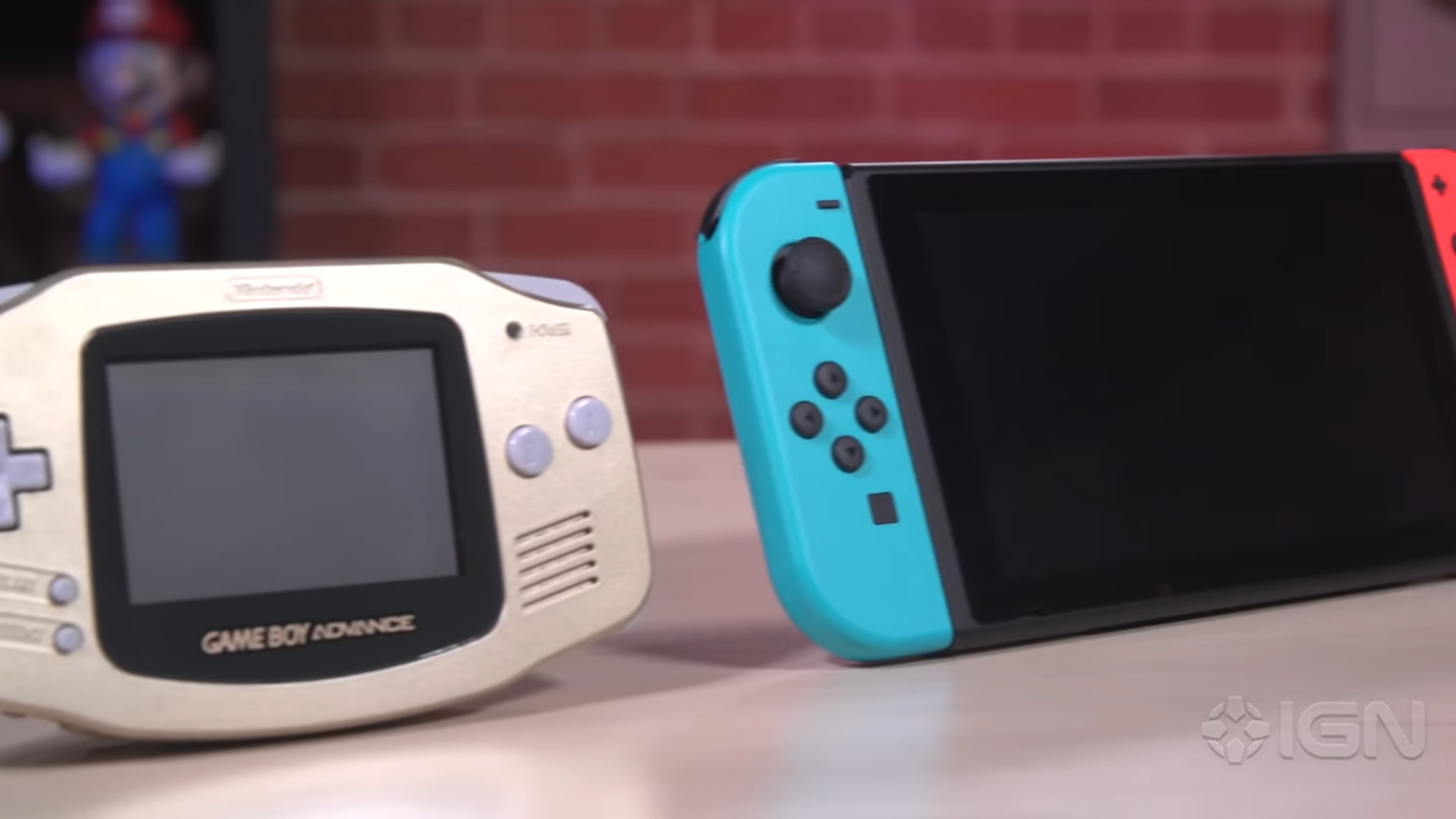 Video: Switch compared to various gaming devices - Nintendo Everything
