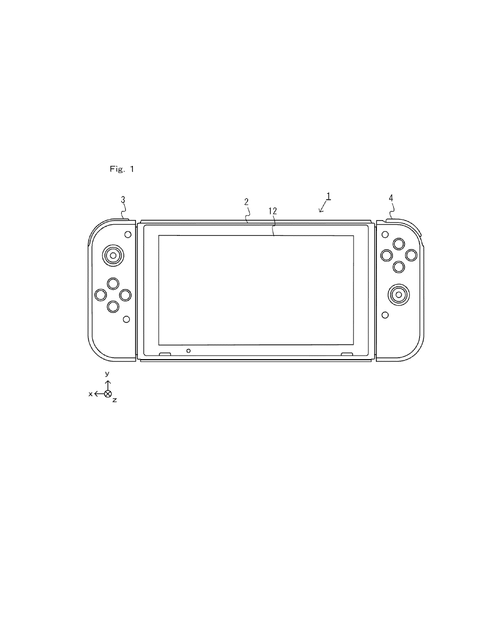 New Switch Patents Hmd Vr Touchscreen Gyro Much More Nintendo Everything