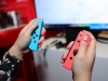 at the Nintendo Switch Preview Event on January 13, 2017 in New York City.