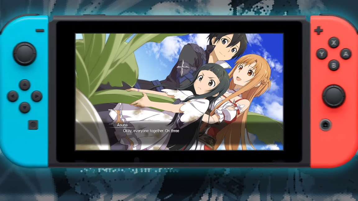 Sword Art Online: Hollow Realization Deluxe Edition launches this