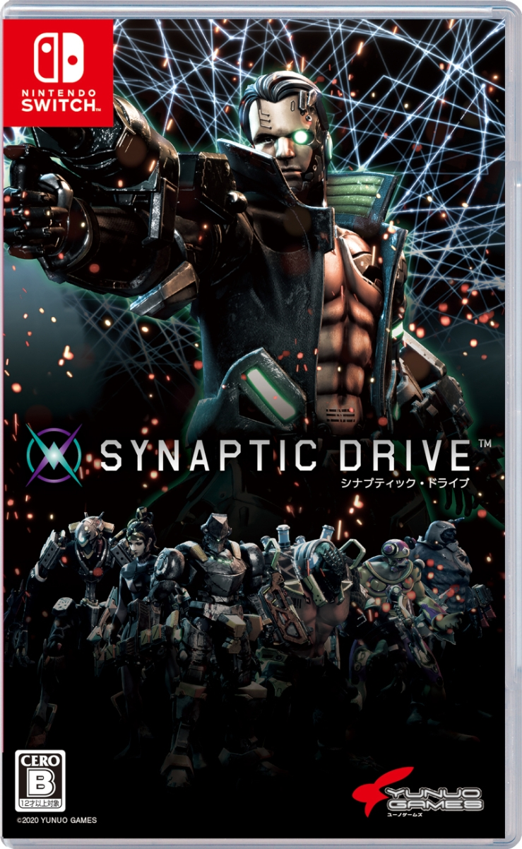 Synaptic Drive launches May 28, will have a physical release in Japan - Nintendo Everything