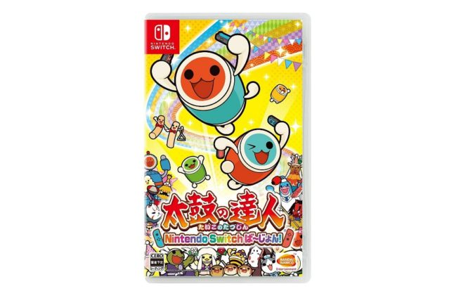 Taiko Drum Master: Nintendo Switch Version! boxart