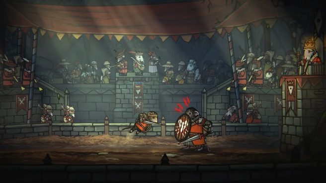 Tails of Iron trailer