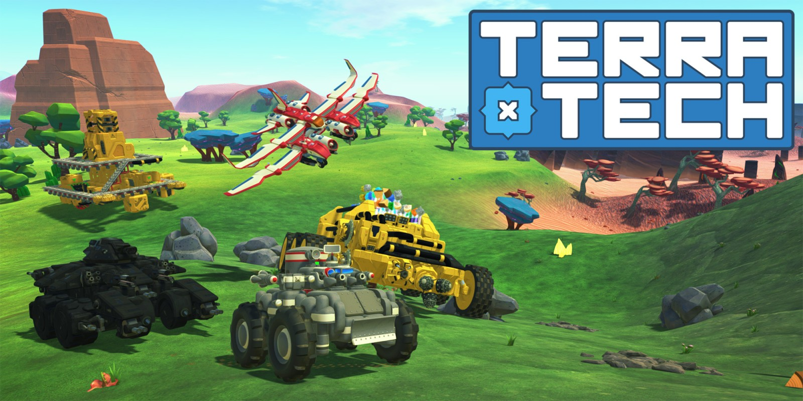 TerraTech announced for Switch, out this month - Nintendo