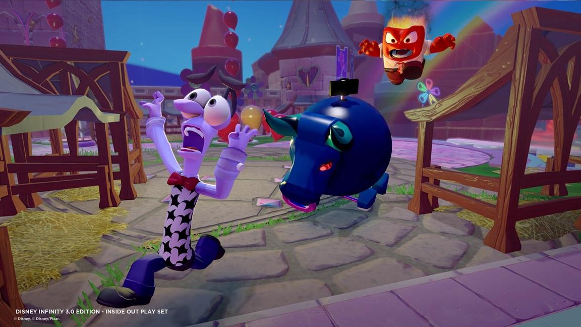 Disney Infinity 3.0 Disney Pixar Inside Out World Playset