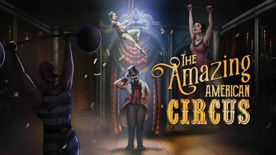 The Amazing American Circus trailer