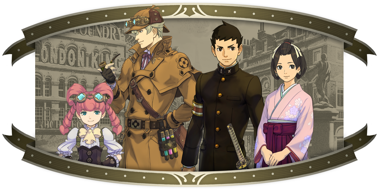 ace attorney wallpaper