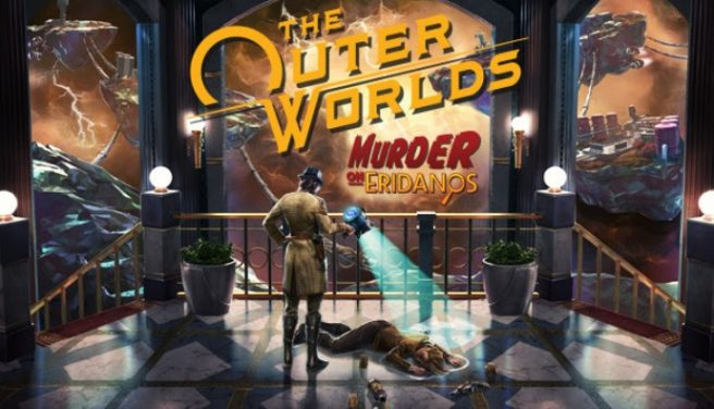 The Outer Worlds Murder on Eridanos Switch