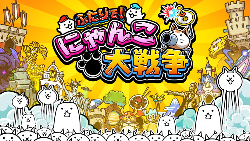 Together! The Battle Cats launches December 20 in Japan