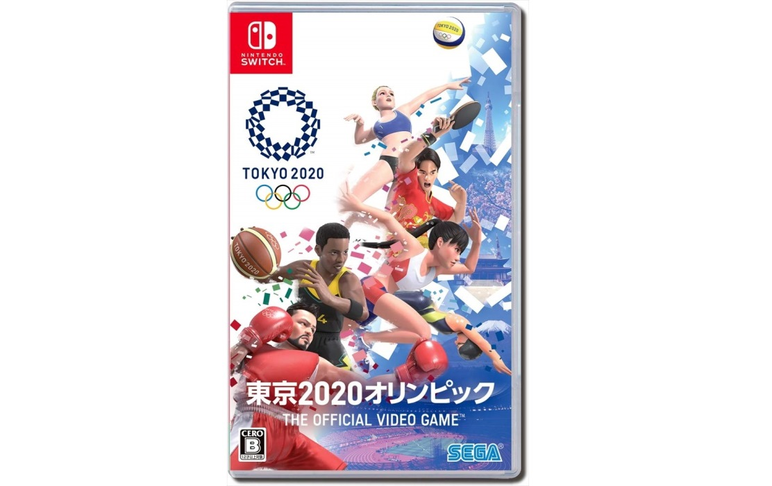 Japanese Olympic Games Tokyo 2020: The Official Video Game