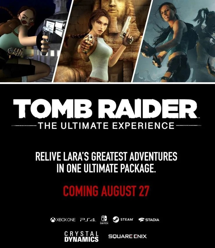 Rumor Tomb Raider The Ultimate Experience Potentially In The