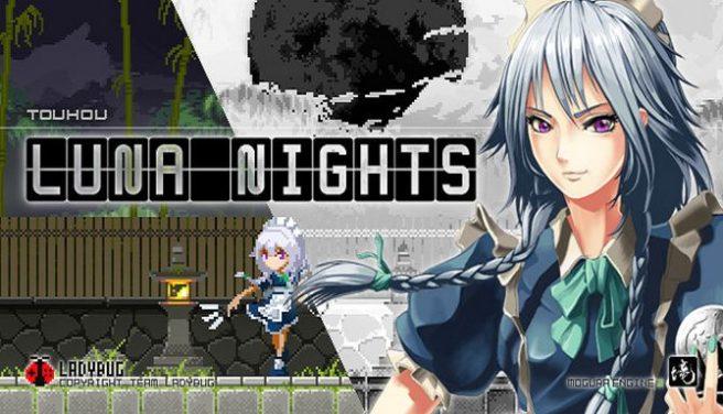 Touhou Luna Nights
