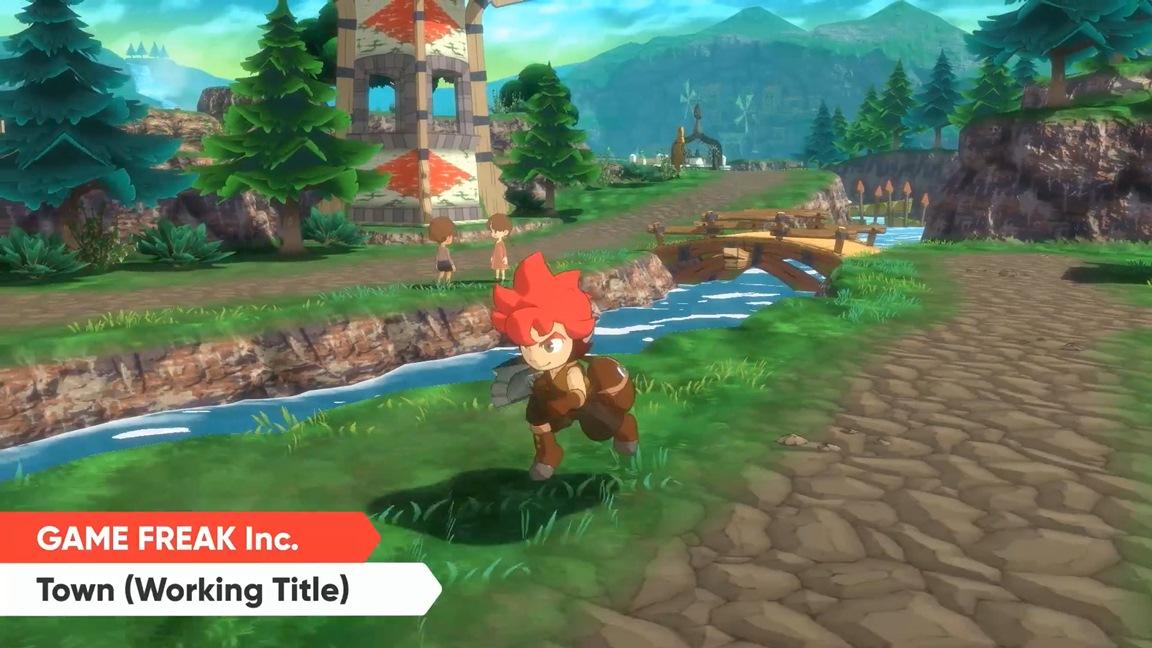 Pokemon developer Game Freak reveals Town for Switch ...
