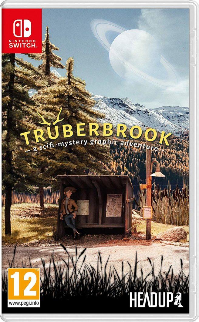 Truberbrook boxart