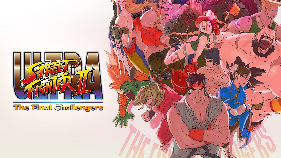 Ultra Street Fighter II: The Final Challengers file size