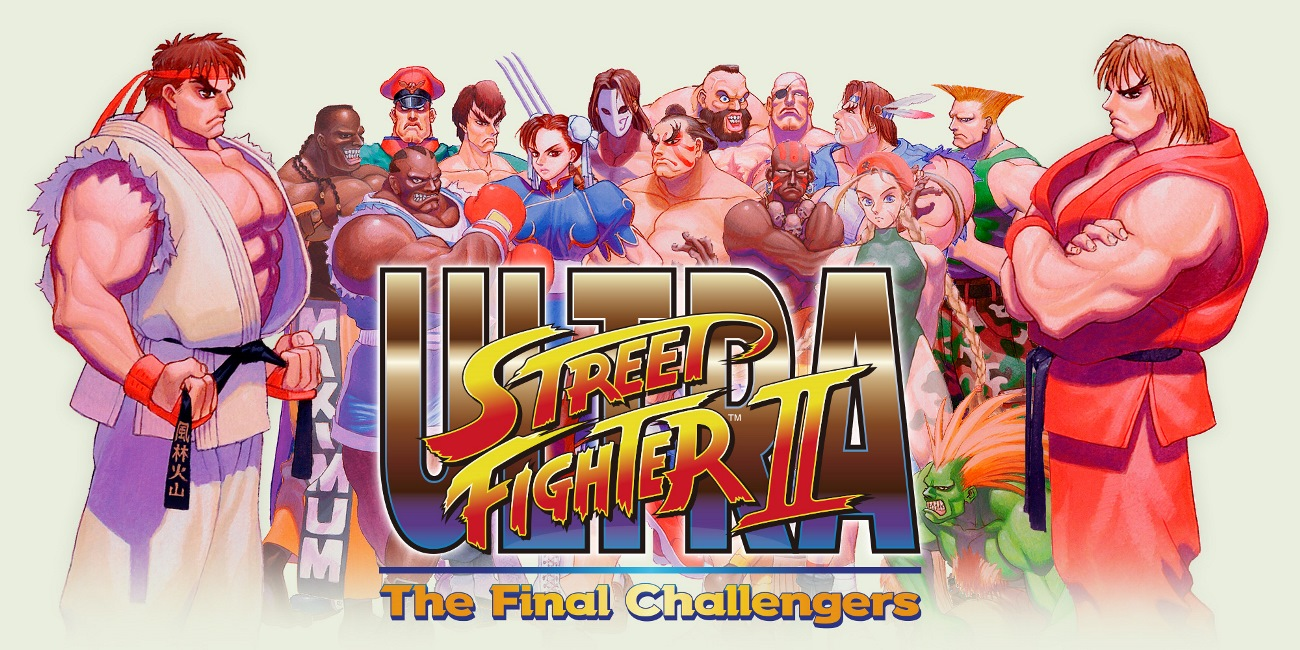Ultra Street Fighter Ii The Final Challengers Details Hd Rumble