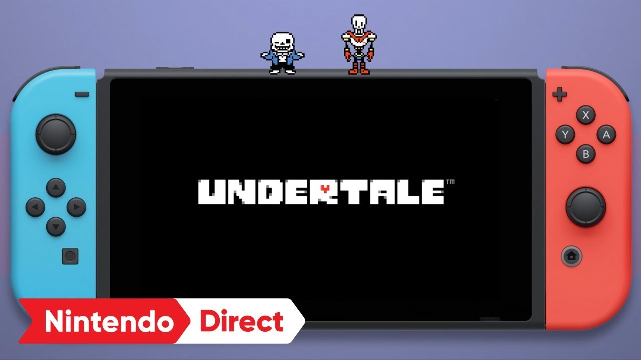Undertale will release on Switch this year - Nintendo Everything