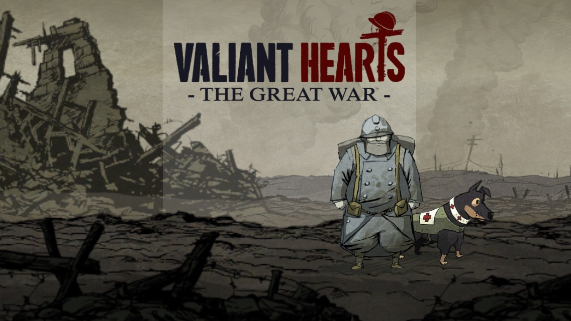 Valiant Hearts: The Great War Switch footage - Nintendo
