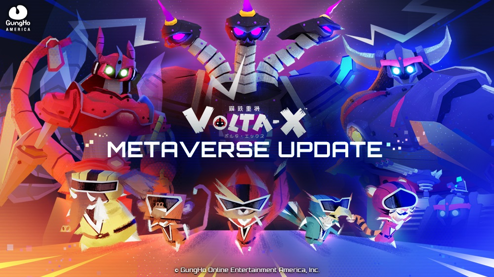 Volta-X Metaverse Update