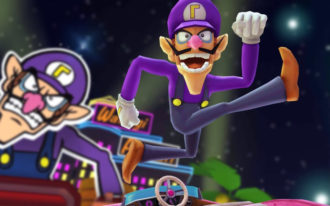 Mario Kart Tour Adding Playable Waluigi Nintendo Everything