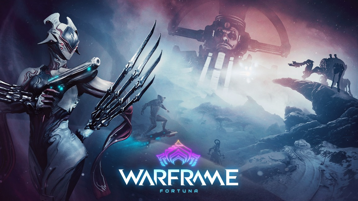 Warframe's Fortuna launches on Switch tomorrow