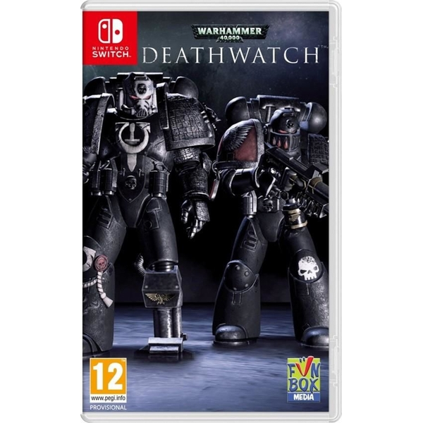 warhammer 40 000 deathwatch enhanced edition listed for switch