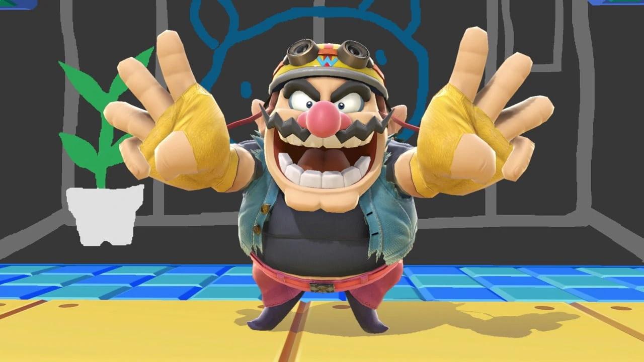 super smash bros ultimate super smash blog update wario