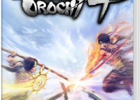 Warriors Orochi 4 boxart