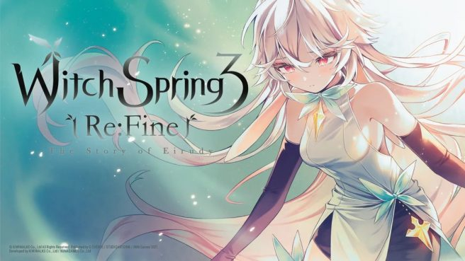 Witch Spring 3 Re:Fine - The Story of Eirudy