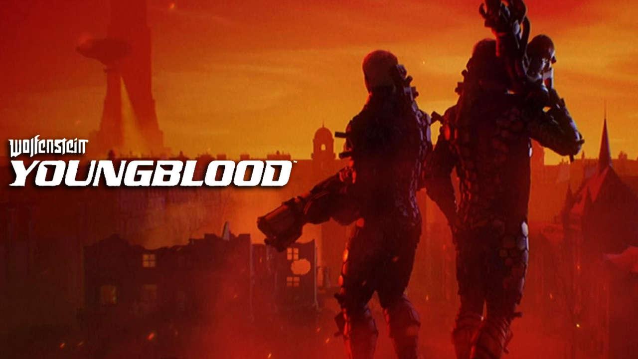 Wolfenstein: Youngblood gameplay trailer