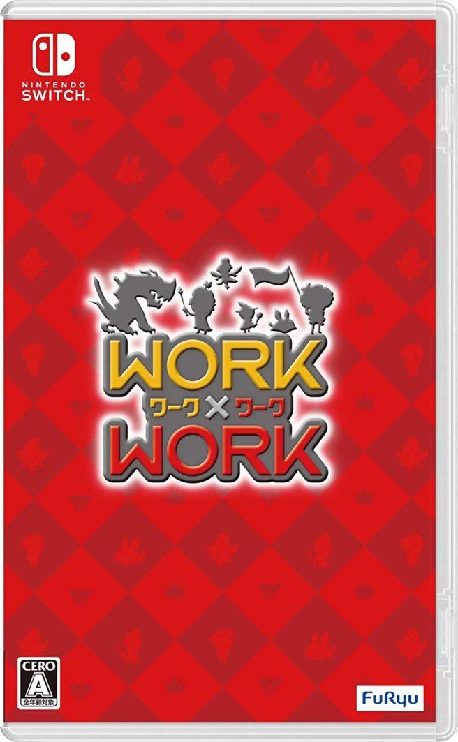 Work x Work boxart