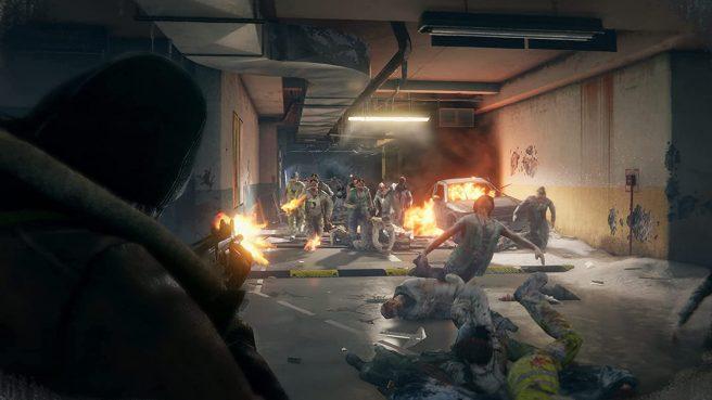 World War Z Switch release date