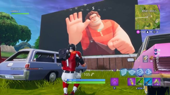 how to change appearance fortnite
