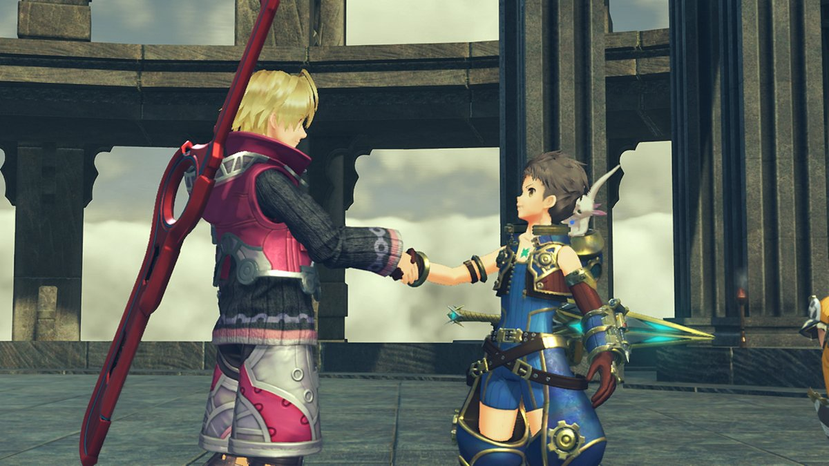 Xenoblade Chronicles 2 update out now (version 1 5 0), Challenge