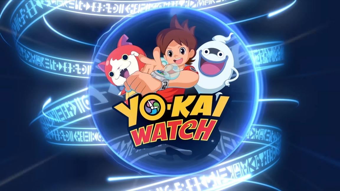 "Video: ""Discover the world of Yo-kai Watch"" - Nintendo ..."