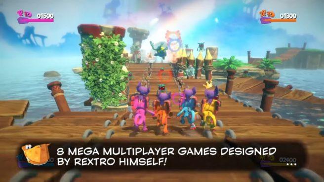 Best Multiplayer switch Games reddit browser