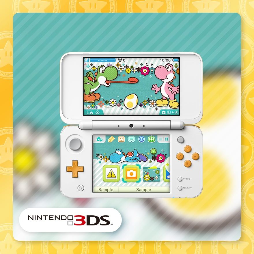 My Nintendo adds new discounts, 3DS themes in Europe